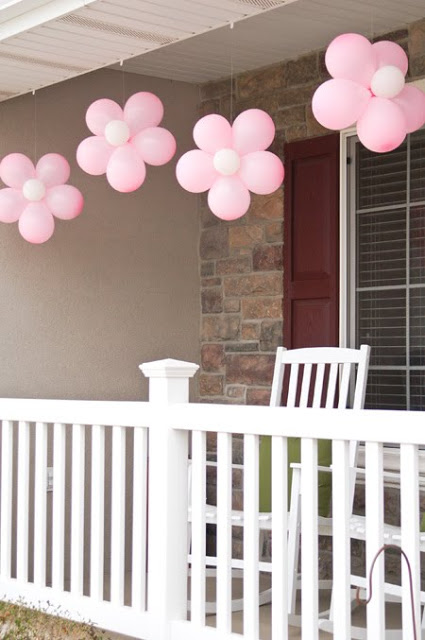 diy balloon decoration ideas for home party3