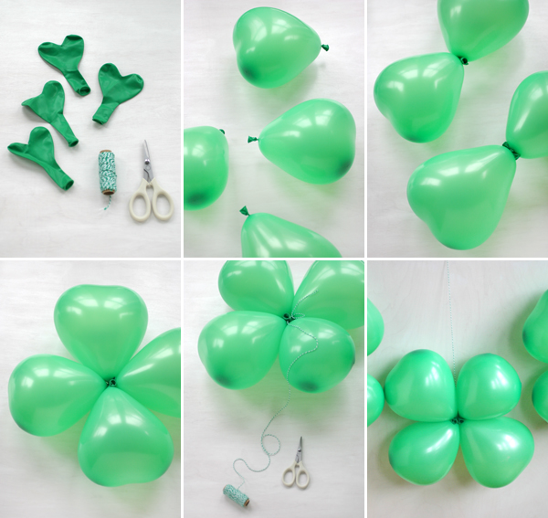 Diy Balloon Decoration Ideas For Home Party4
