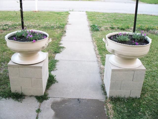 diy old tyre tires planter ideas1