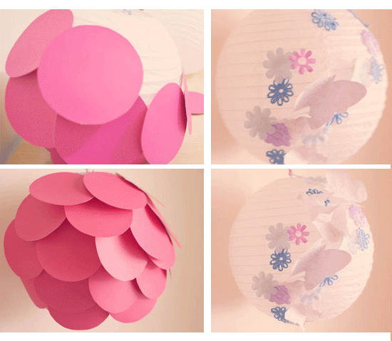 diy paper lanterns ideas and tutorials