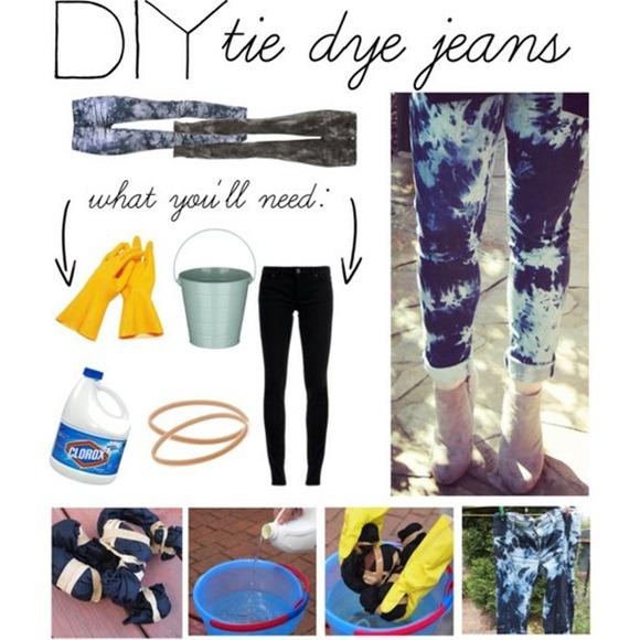 diy recycle reuse repurpose old denim jeans