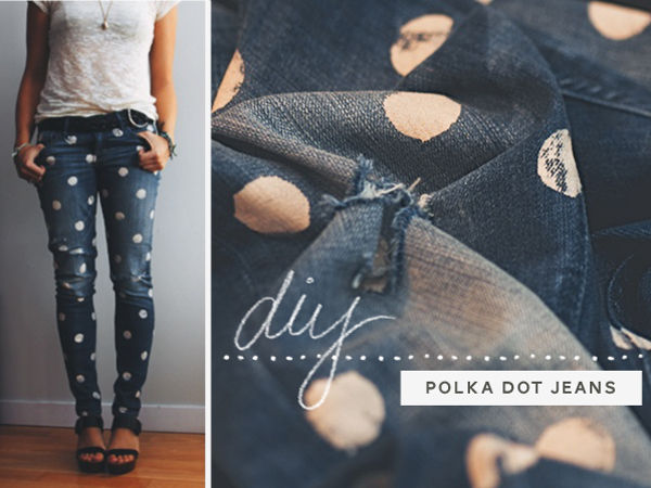 diy recycle reuse repurpose old denim jeans9