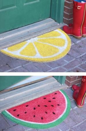 DIY Doormat and Bathmat Ideas 3