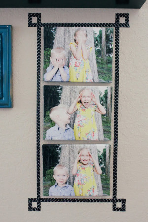 creative photo display ideas 2
