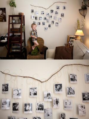 creative photo display ideas 4