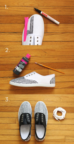 design your own shoes 1