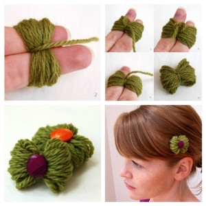 12 super craetive diy yarn crafts projects and ideas for How to do it yourself projects