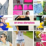 20 DIY Dress Alterations Ideas To Refashion Your Wardrobe: Part 2