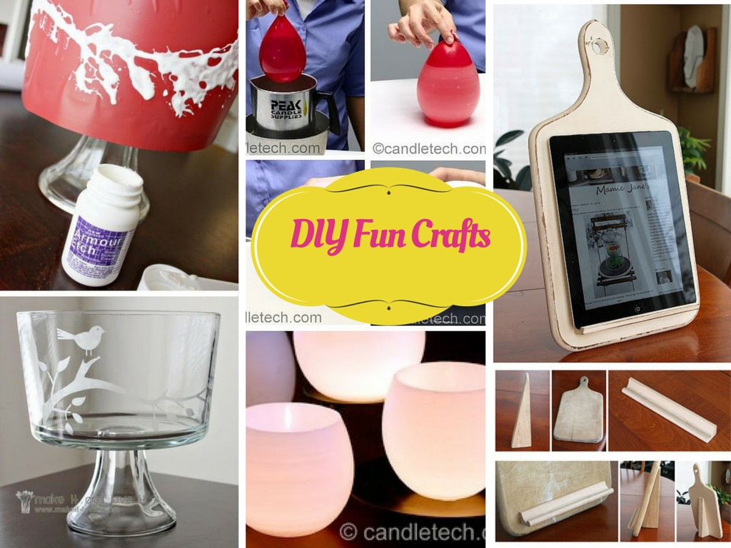 5 Easy DIY Fun Craft Ideas You Will Want To Make
