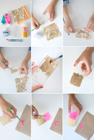 5 Step by Step Nail Decorated