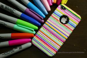 diy mobile phone case 5