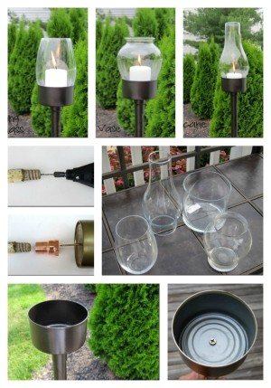 8 super bright and gorgeous diy outdoor lighting ideas