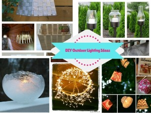 8 Super Bright and Gorgeous DIY Outdoor Lighting Ideas: Part 1