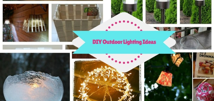 diy outdoor lighting ideas. Diy Outdoor Lighting Ideas T