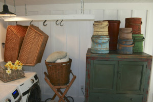 diy repurposed vintage ladder 4