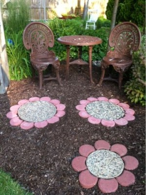 diy stepping stones 7