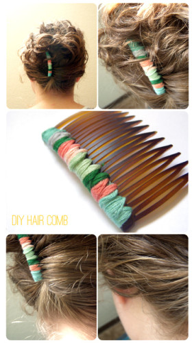 diy yarn accessaries crafts
