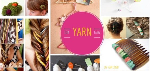 diy yarn crafts ideas 3