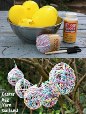 diy yarn crafts ideas 5