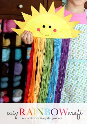 diy yarn crafts ideas for kids