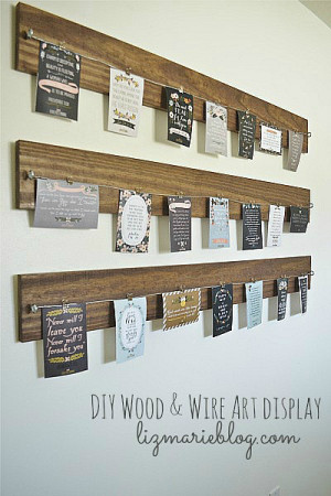 easy wood projects 1