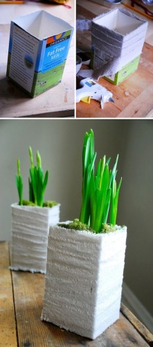 how to make a garden pot planter container5