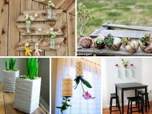 7 Creative DIY Project Ideas on How to Make a Garden Pot: Part 2
