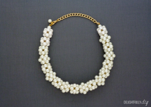 how to make a necklace 2
