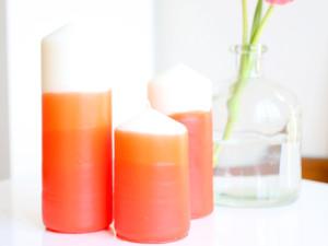 how to make homemade candles diy homemade