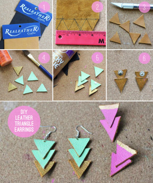 how to make homemade jewelry diy