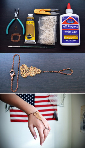 how to make jewellery diy 1