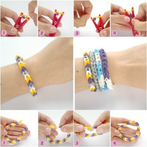 how to make loom bands 3