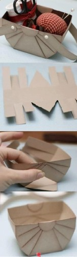 how to recycle paper diy paper craft ideas2