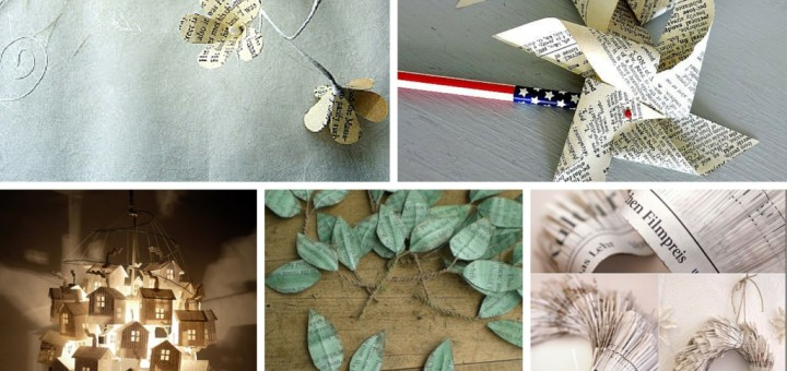 9 Easy Diy Paper Craft Ideas They Are Super Creative
