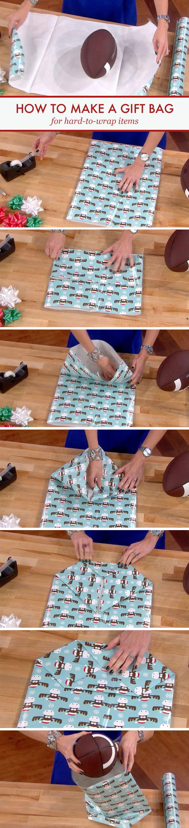 how to wrap a gift 12