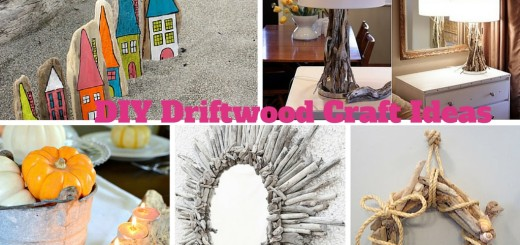 diy driftwood craft ideas