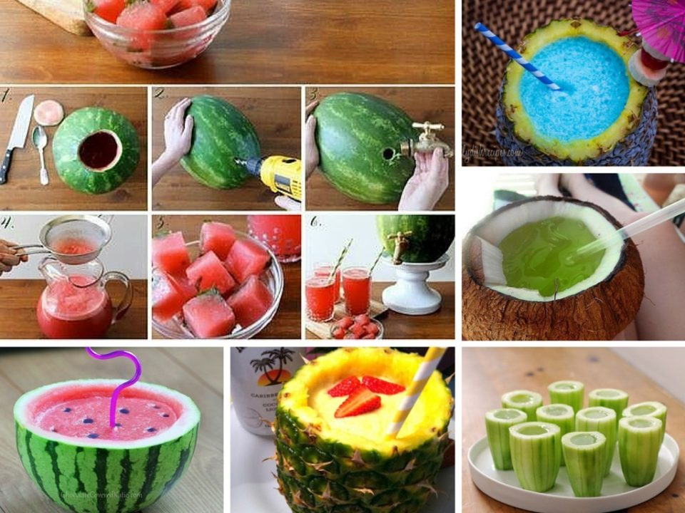 15 Epic DIY Fresh Fruit Juice Recipes and Decorations Ideas