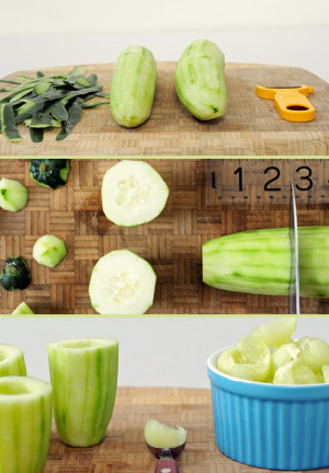 diy fresh fruit juice