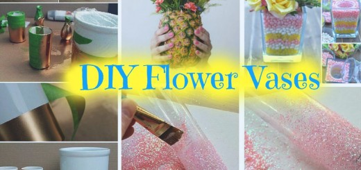 diy home decor vase