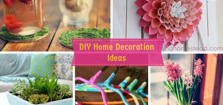 diy home decoration ideas handmade