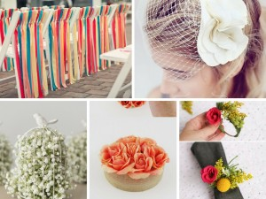 These 6 DIY Wedding Decorations Are Budget Friendly: Part 1