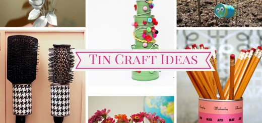 how to recycle reuse upcycle tin cans14