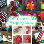 6 DIY Ways To Learn How to Wrap a Gift: Part 2