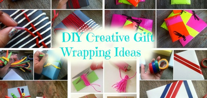 how to wrap a gift diy