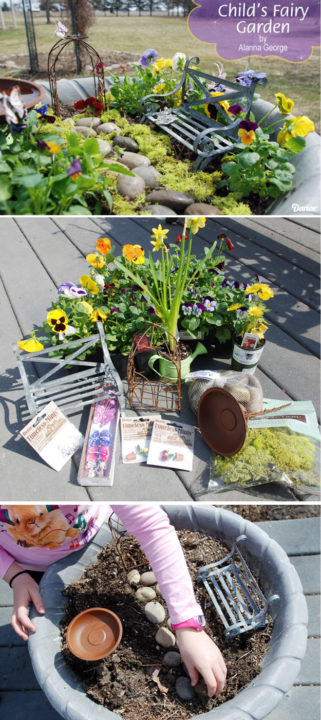 7 super cool and quick diy backyard ideas in your budget for Quick garden design ideas