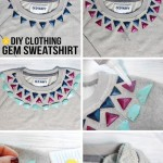 12 The Most Fashionable Self Made DIY Clothes Ideas