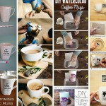 These 6 DIY Coffee Mugs Will Make Your Mornings Special: Part 1