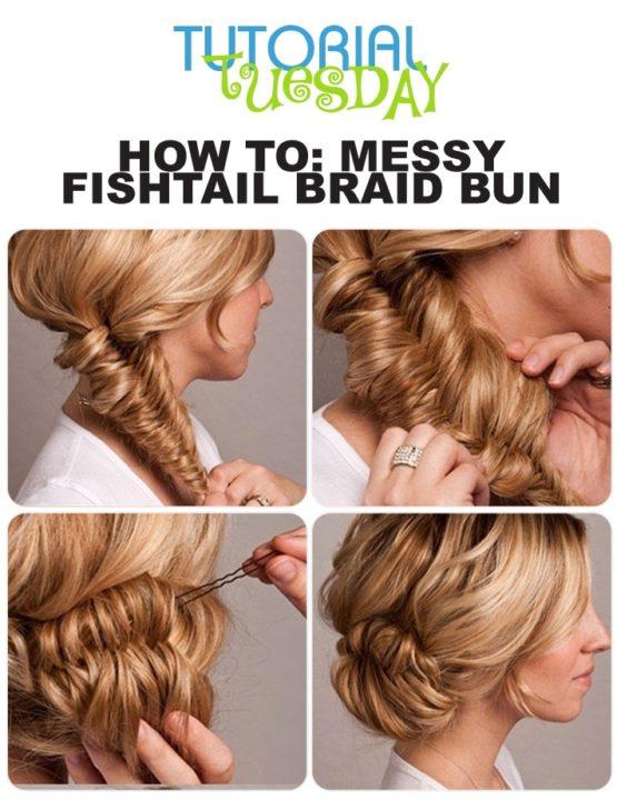 Fabulous How To Make Easy Messy Braids Braids Short Hairstyles For Black Women Fulllsitofus