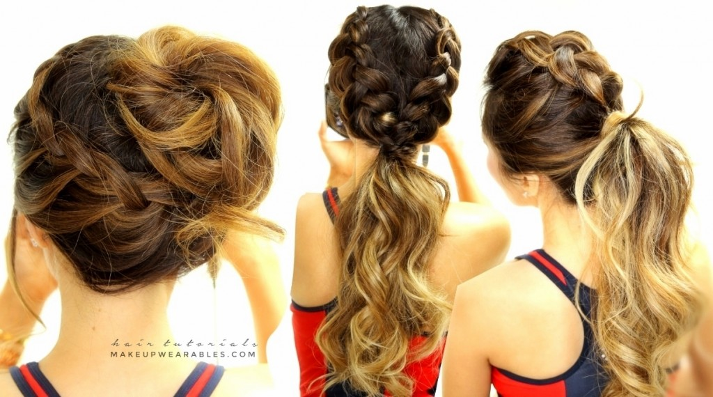 14 very easy do it yourself messy bun tutorial do it yourself messy bun tutorial urmus Gallery