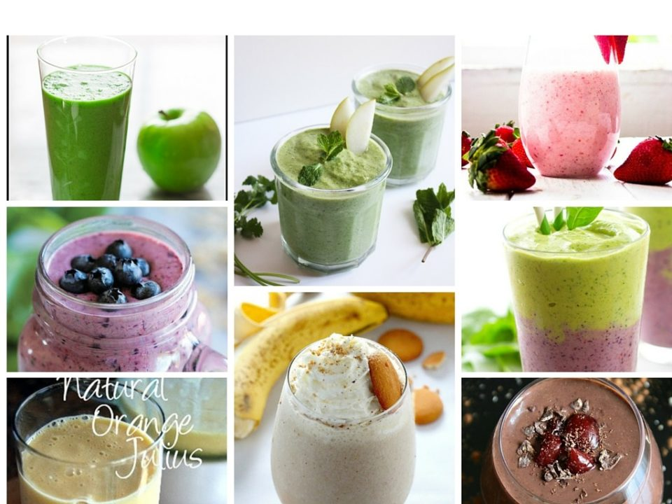 10 Do It Yourself Detox Healthy Smoothie Recipes To Try: Part 1
